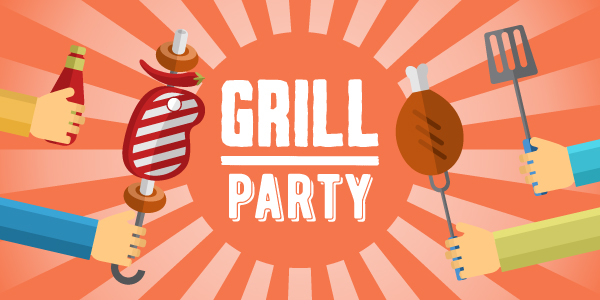 Grill Party à Volgelsheim